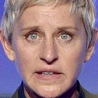 Ellen DeGeneres Nude