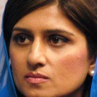 Hina Rabbani Khar Nude