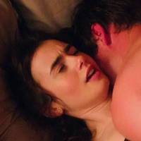 Lily Collins Nude