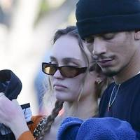 Lily-Rose Depp Nude