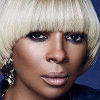 Mary J. Blige Nude
