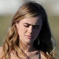 Melissa Roxburgh Nude