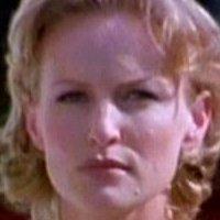 Rebekah nackt Carlton-Luff January 1995.