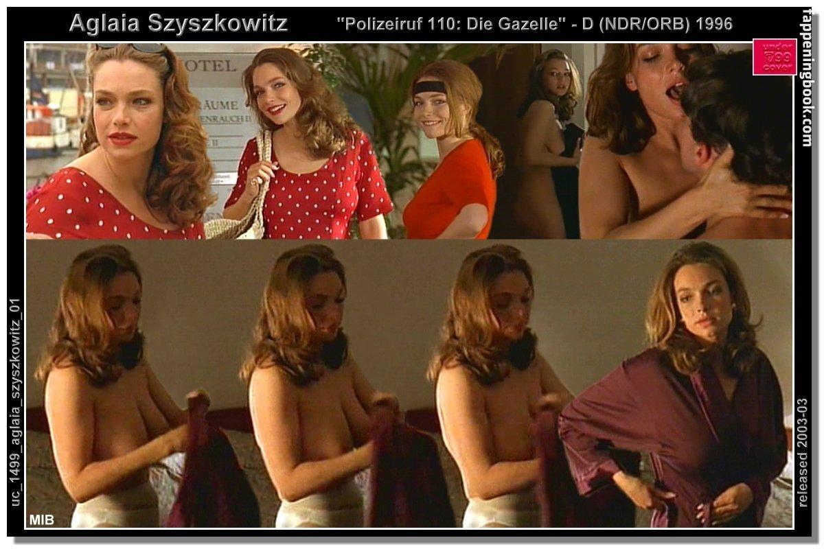Naked aglaia szyszkowitz Aglaia Szyszkowitz