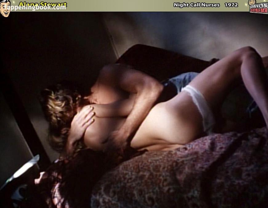Alana Stewart Nude