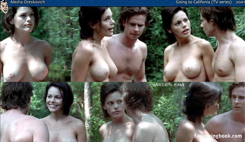 Jennifer Barnet  nackt