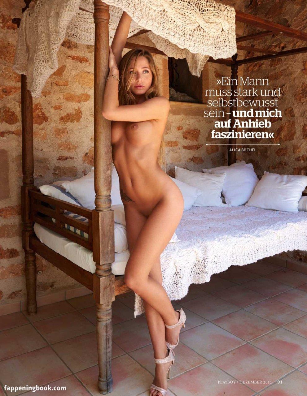 Alice Büchel Nude