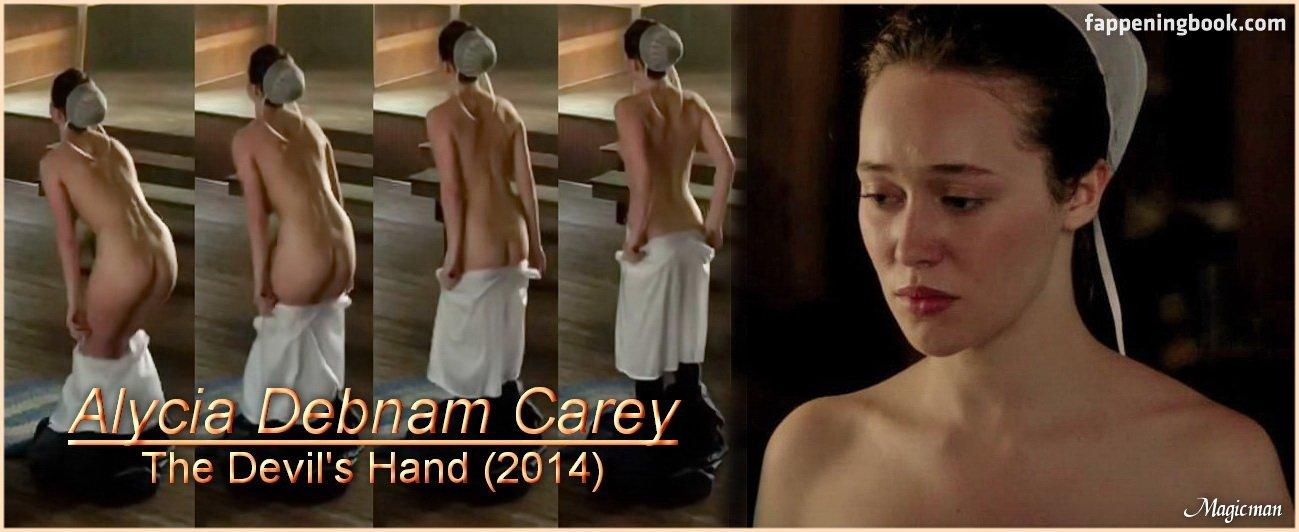 Alycia debnam carey naked