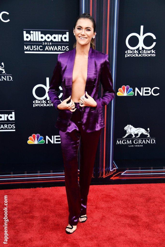 Alyson Stoner Nude