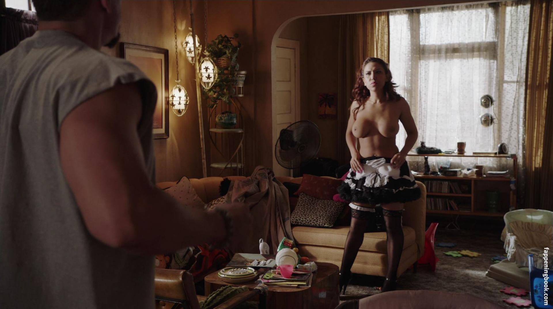 Alyssa LeBlanc Nude