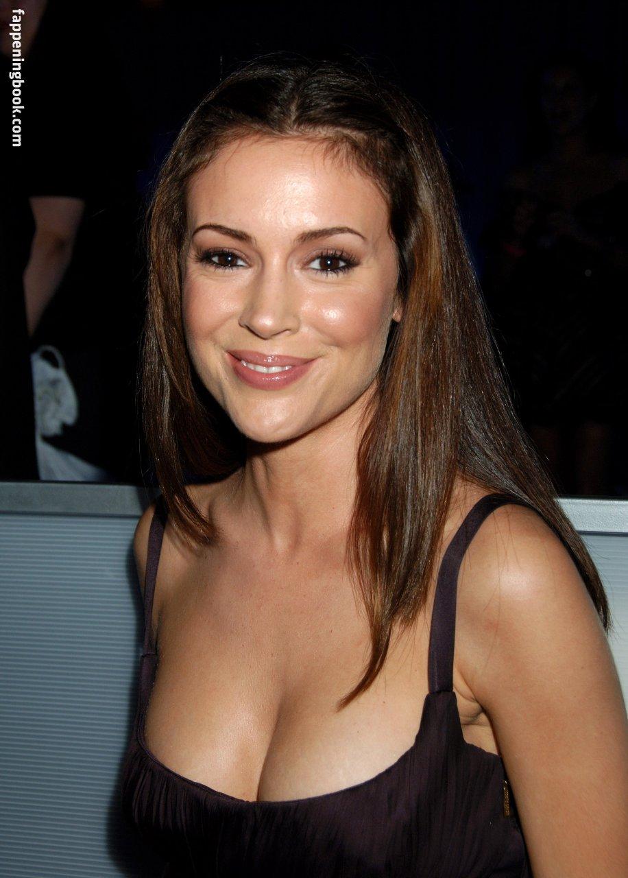 Alyssa Milano Nude, Sexy, The Fappening, Uncensored