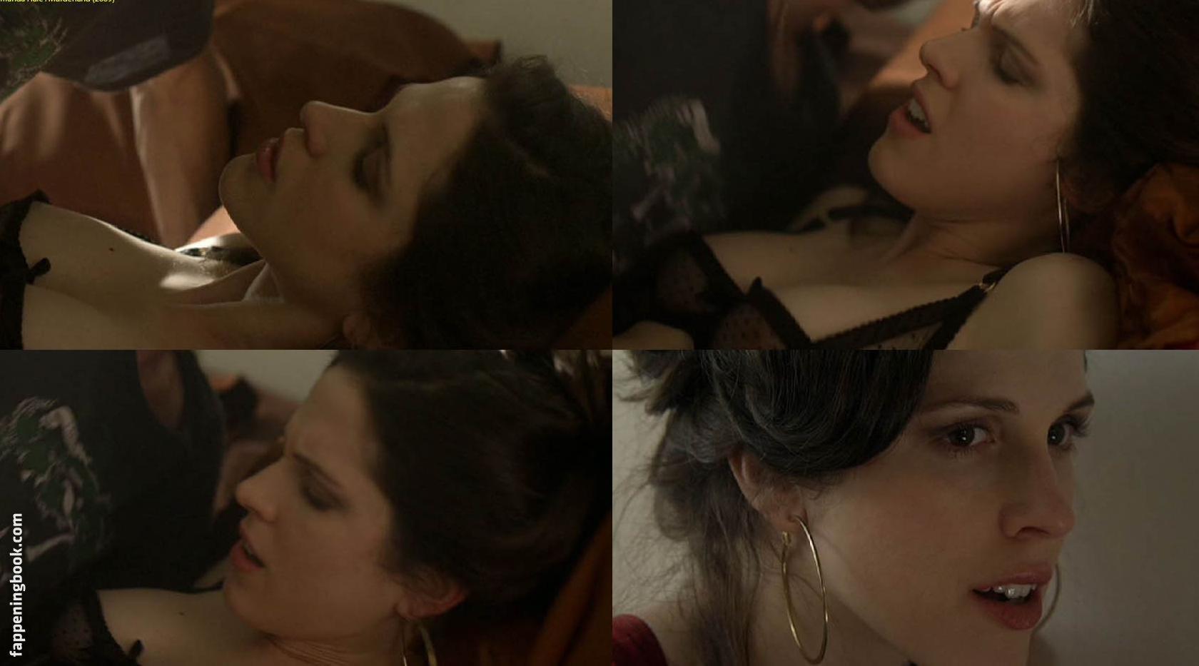 Amanda hale nude