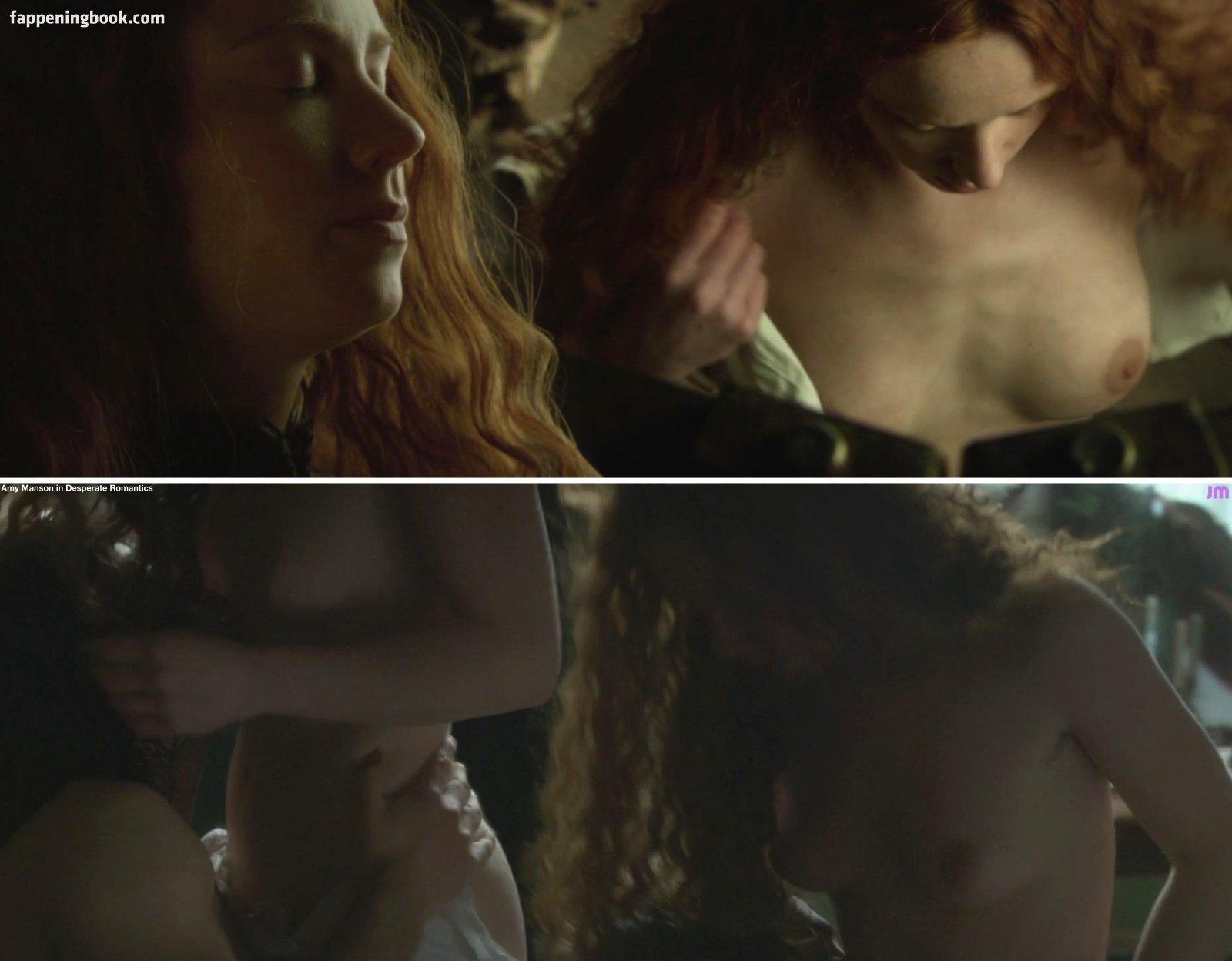 Amy manson nude