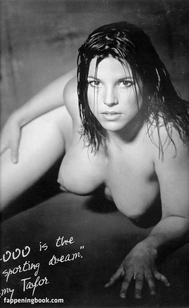 Amy Taylor Nude