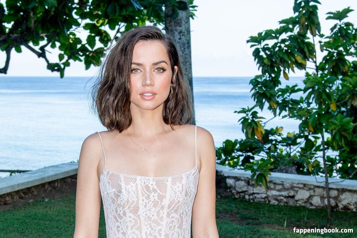 Ana de Armas Sexy - Vogue Spain April 2020 Issue (23