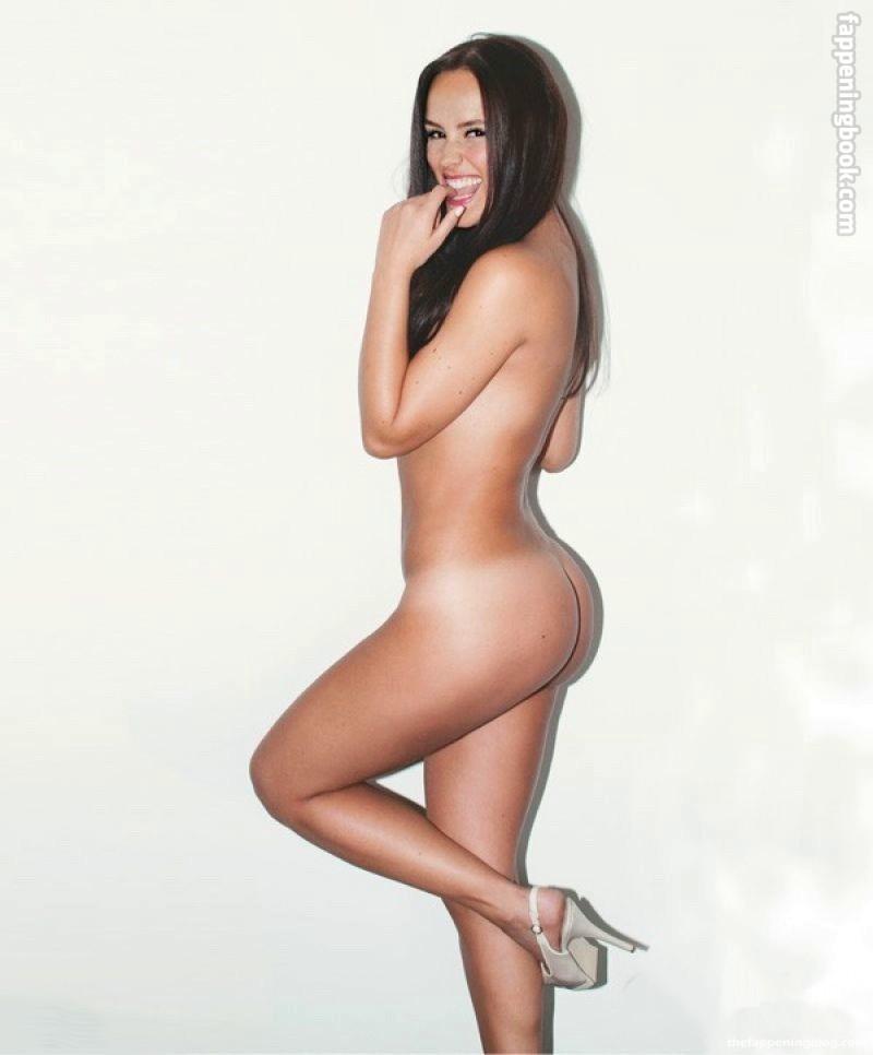 Ana Lucia Dominguez Nude