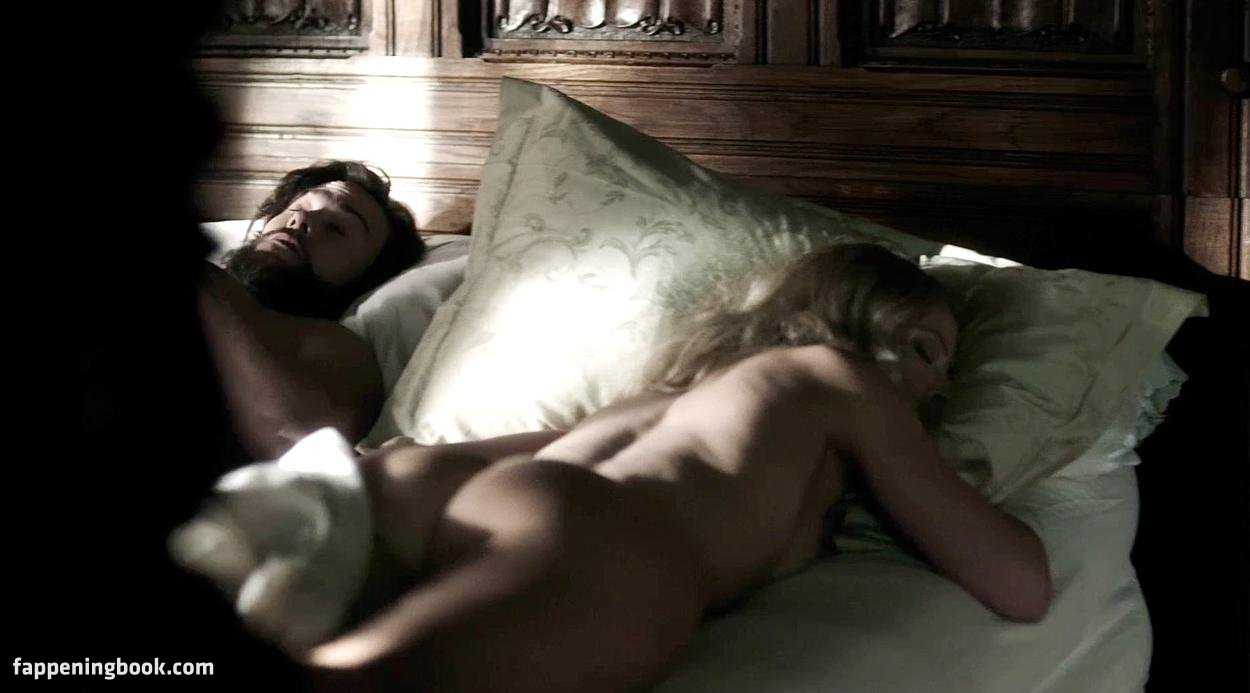 Anastasia Griffith Sexy Scene In Damages