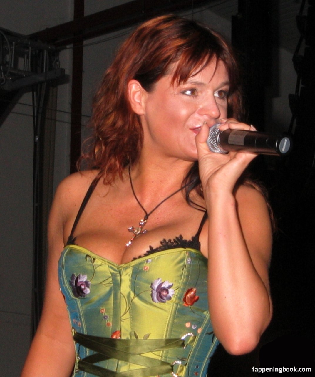 Andrea Berg Nude, Sexy, The Fappening, Uncensored - Photo