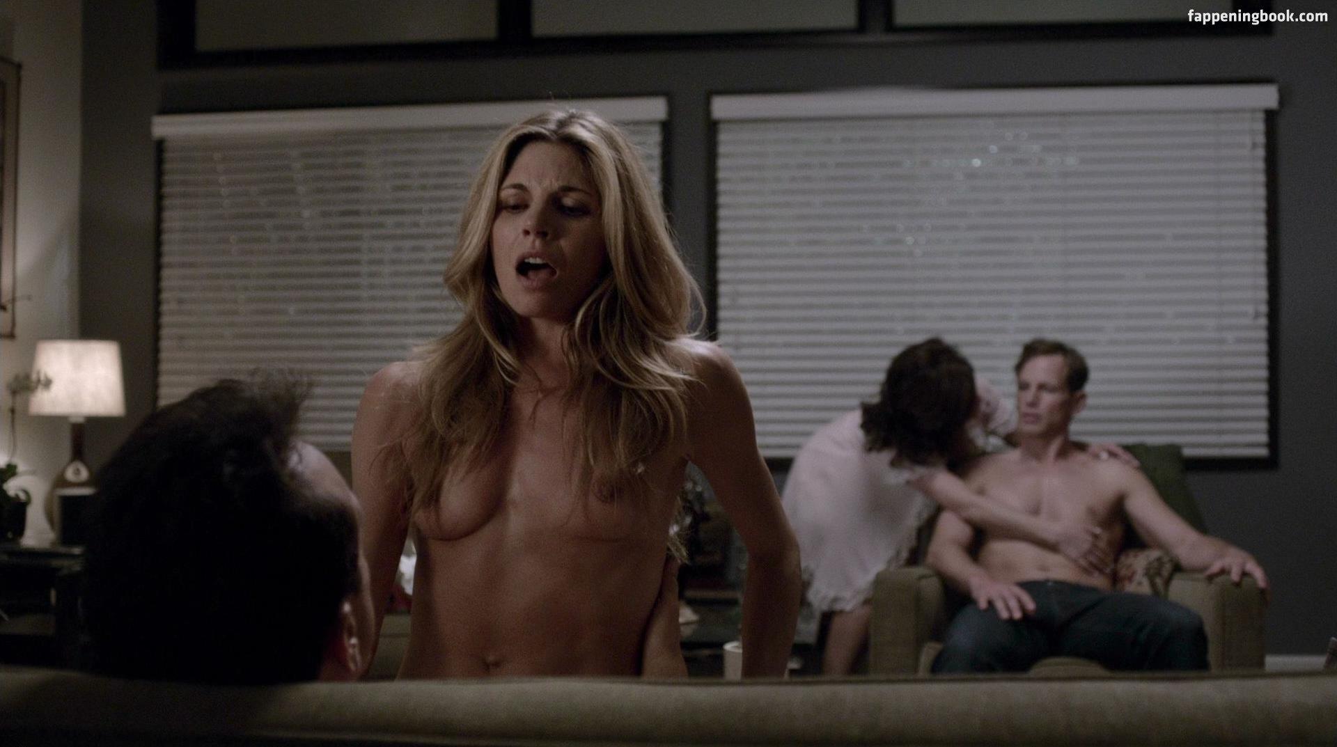 Andrea Bogart Nude