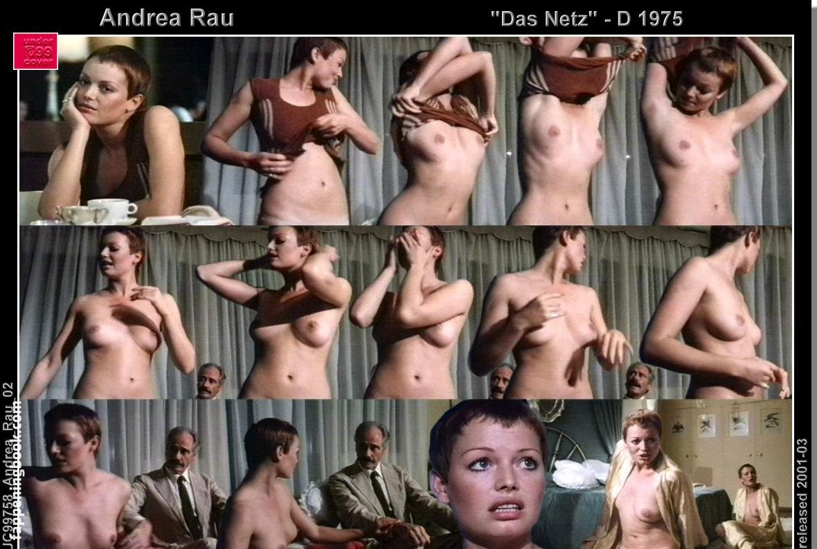 nackt Rau Andrea Andrea Rau