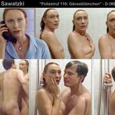 Andrea sawatzki nackt das experiment