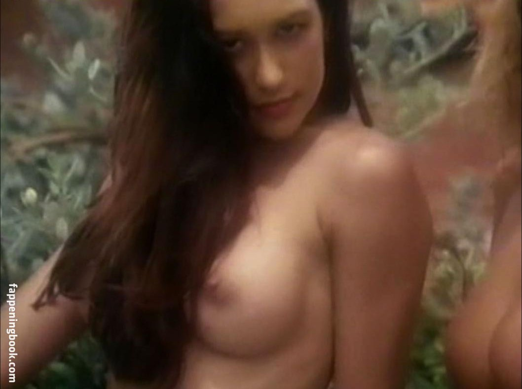 Angela Cornell Nude