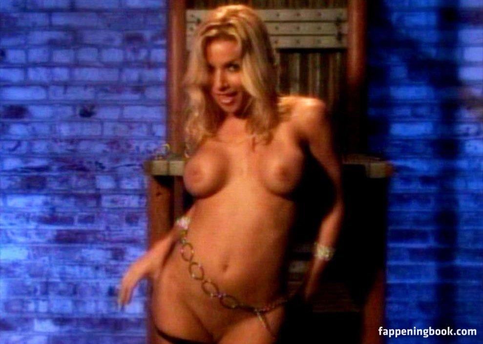 Angie Savage Nude