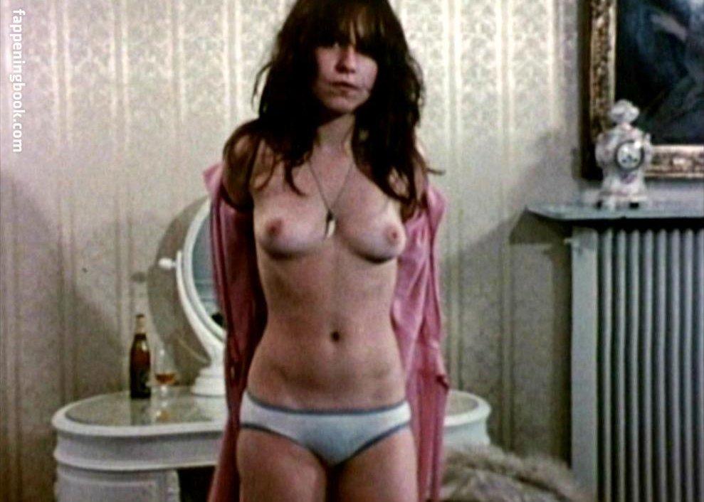 Charlotta Larsson  nackt