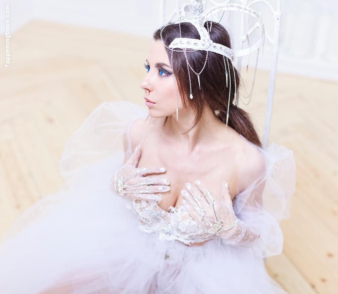 Anna Pletneva Nude