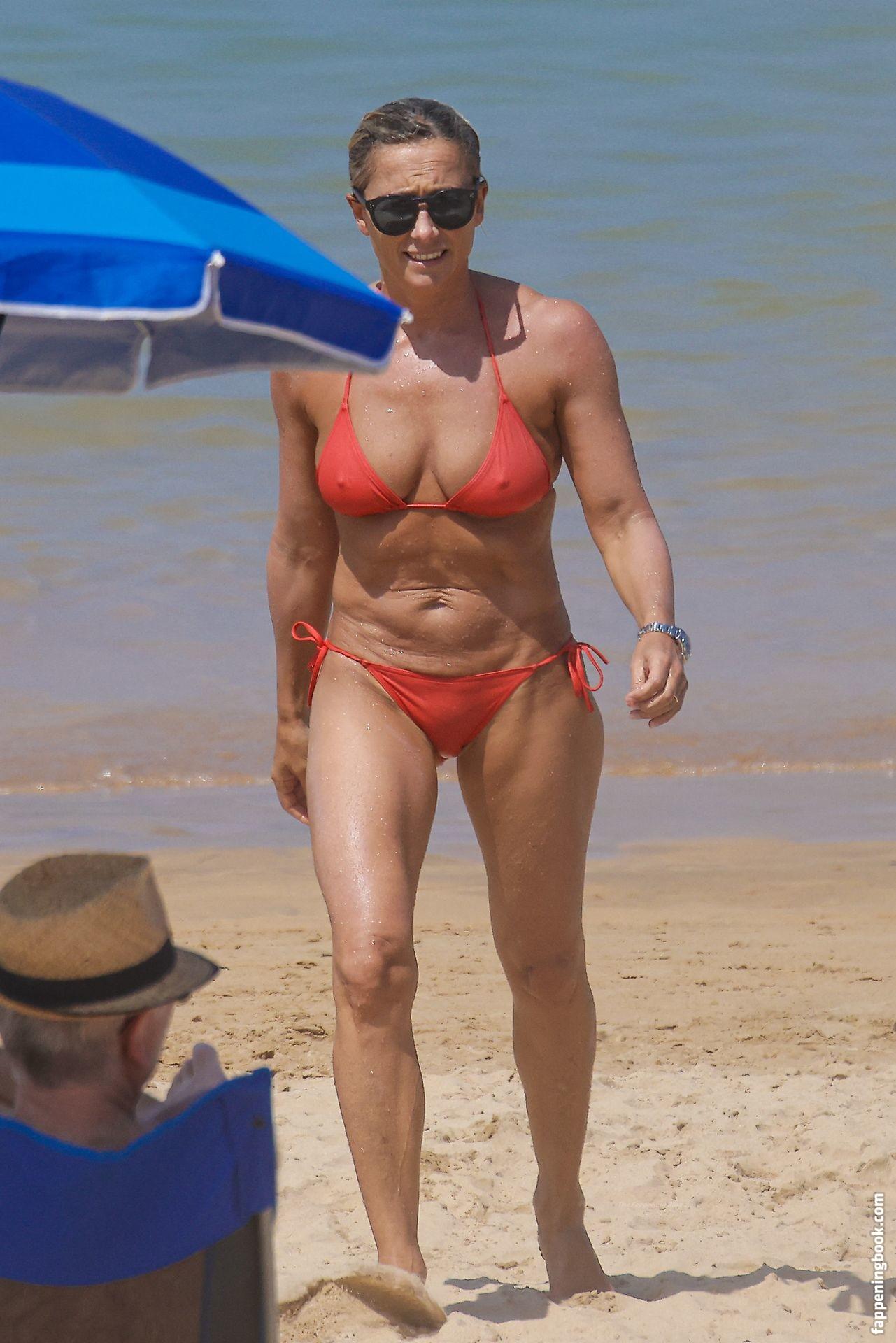 Anne-Sophie Lapix Nude