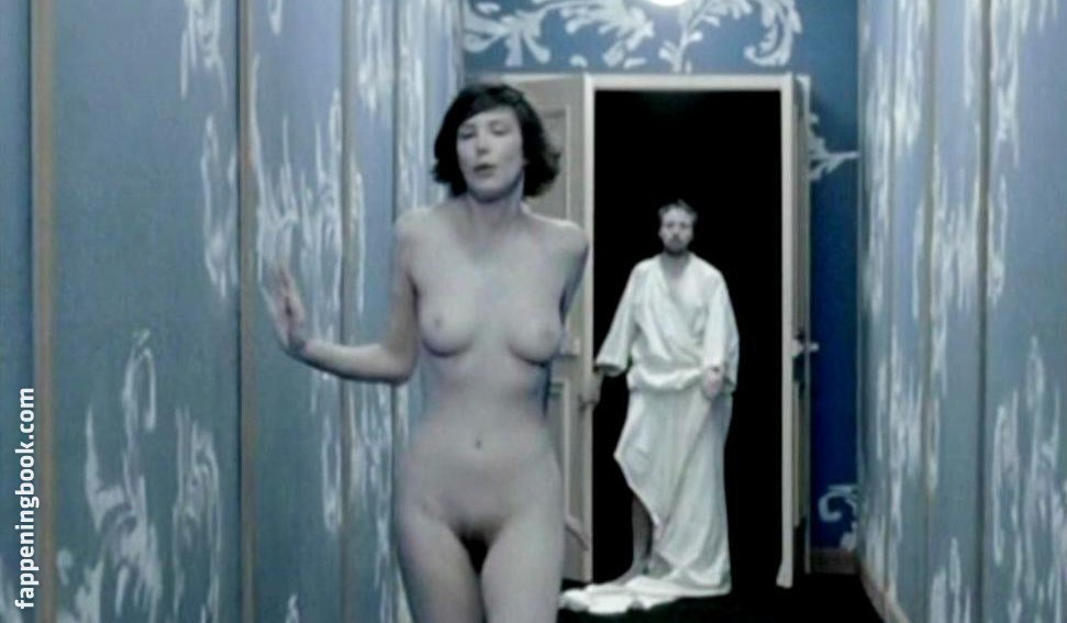 Mary Page Keller Nude