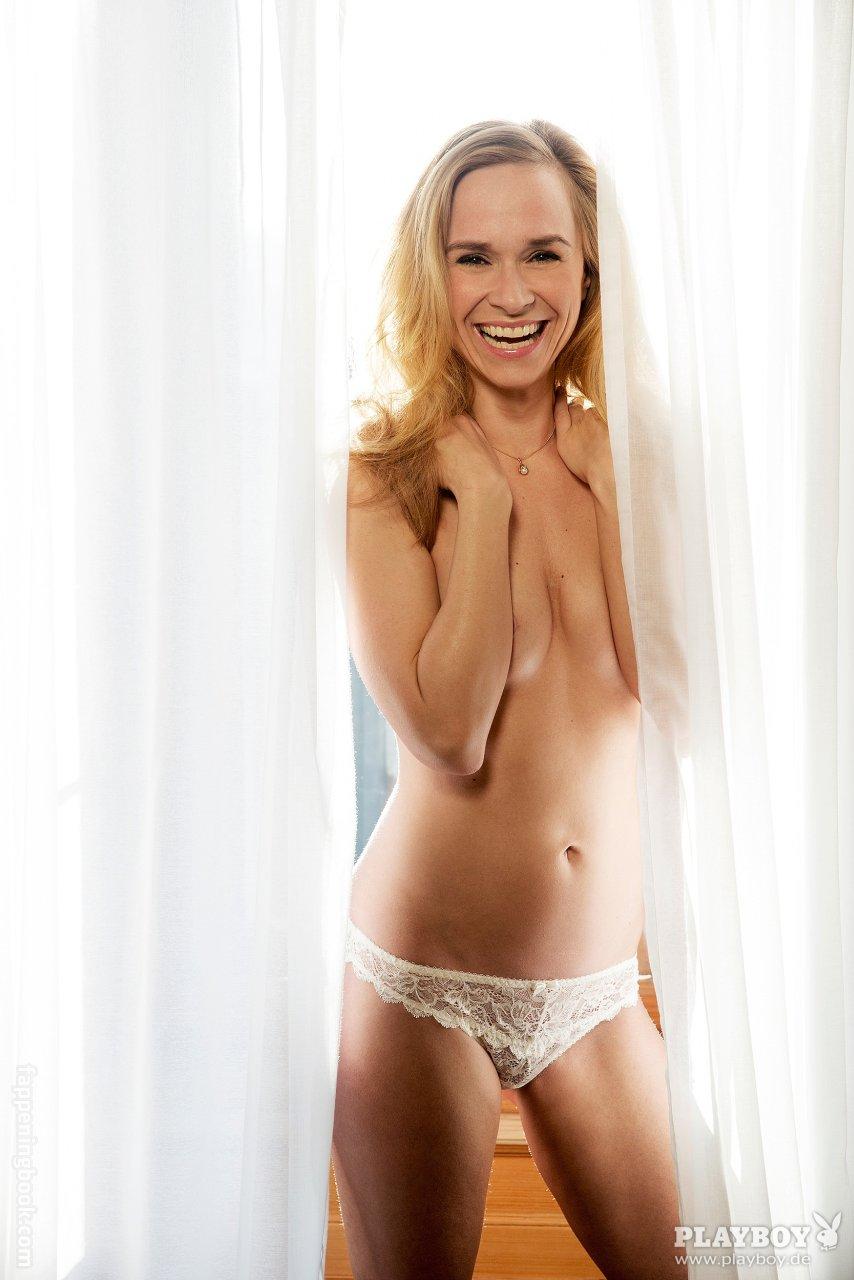 Fleischer nude annette Playboy annett