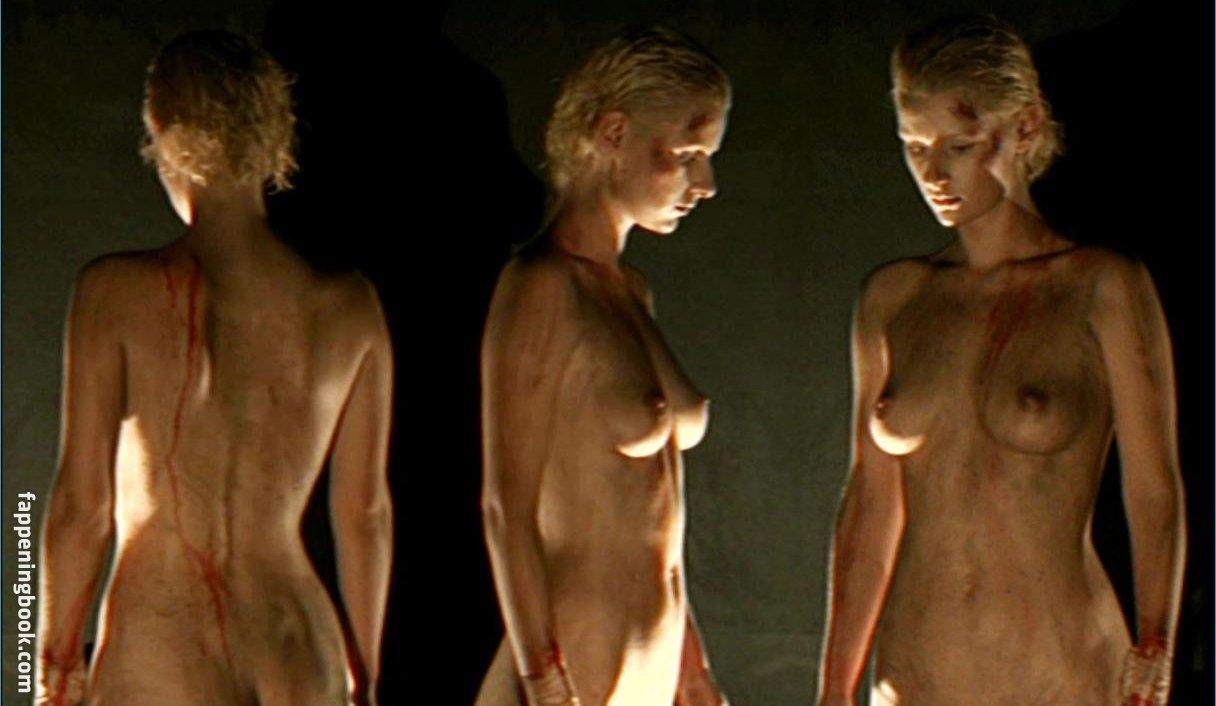 Nackt annett renneberg Nude video