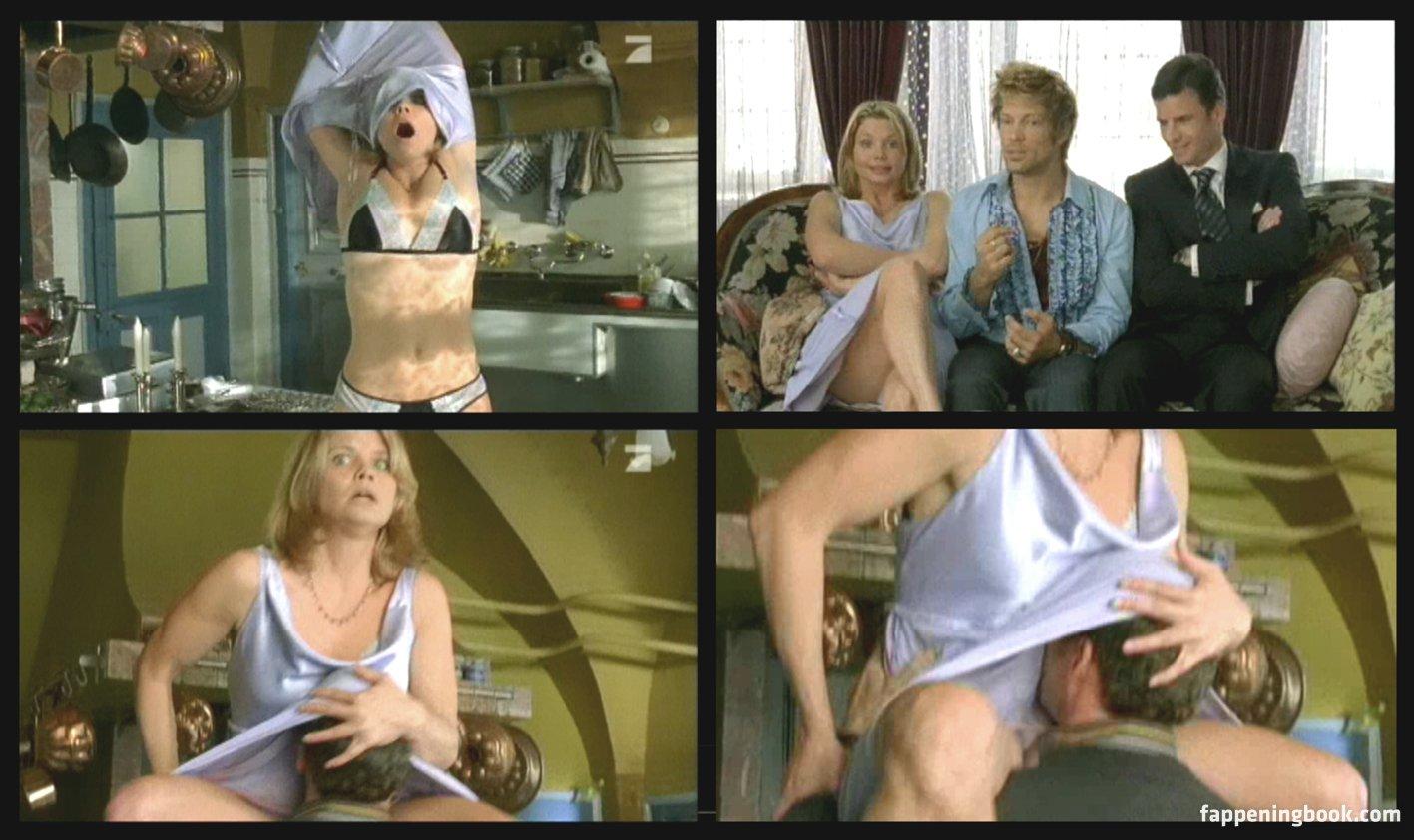 Maggie Louie  nackt