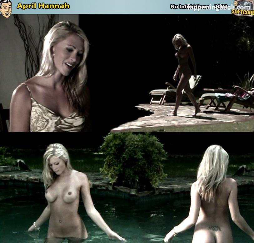 April Hannah  nackt