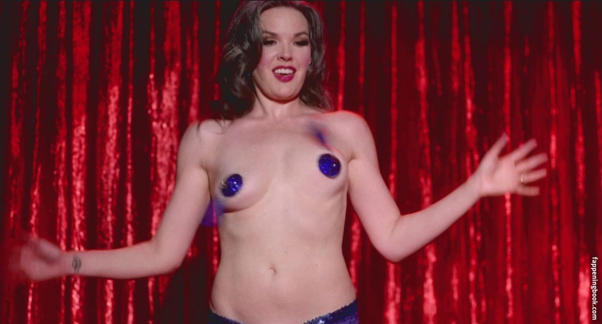 April Showers Nude