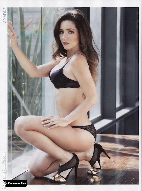 Ariadne Diaz Nude