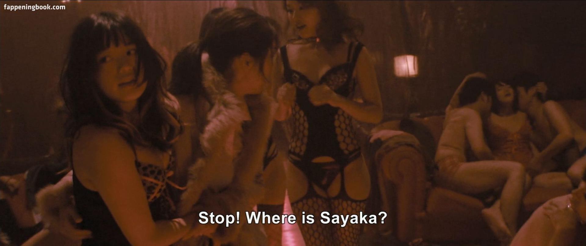 Asami Shibata Nude
