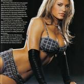 Ashley Massaro  nackt