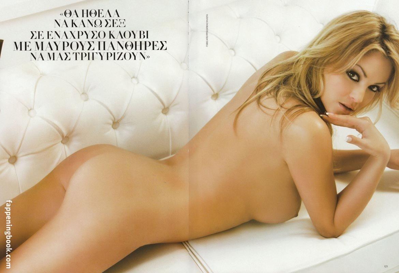 Jennifer Ulloa  nackt