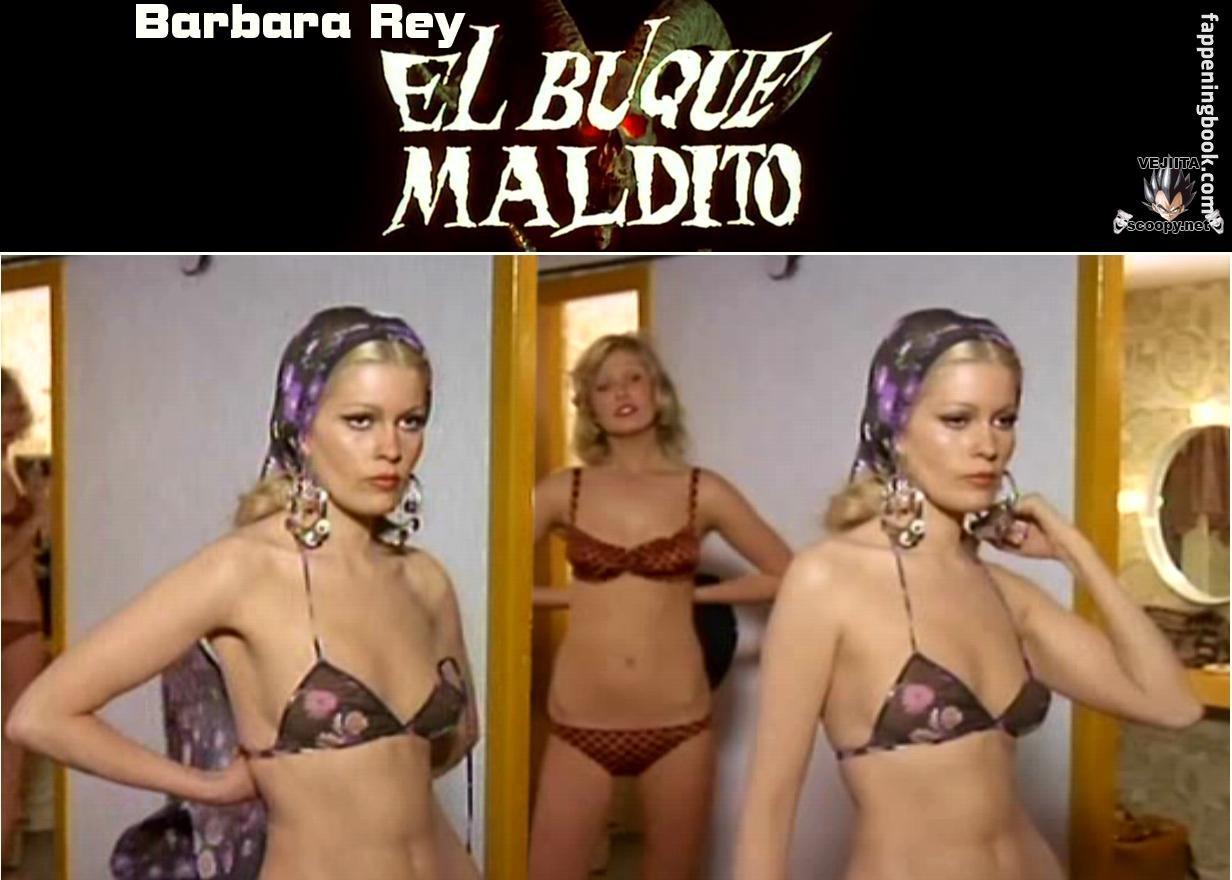 Nackt  Bárbara Rey Barbara Sukowa