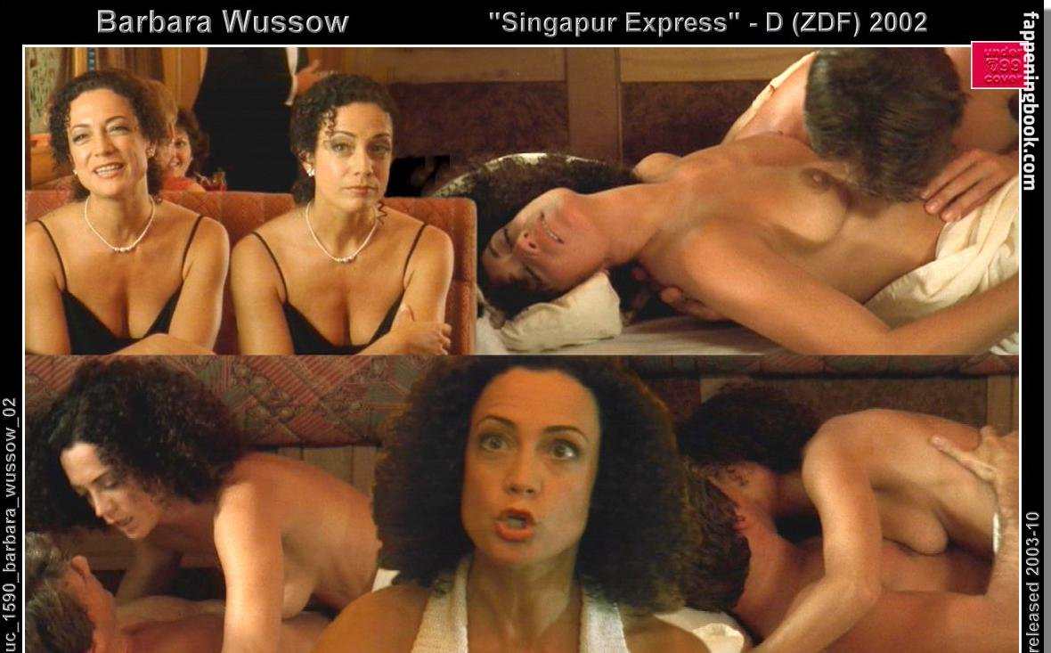 Nackt  Barbara Wussow Barbara Wussow