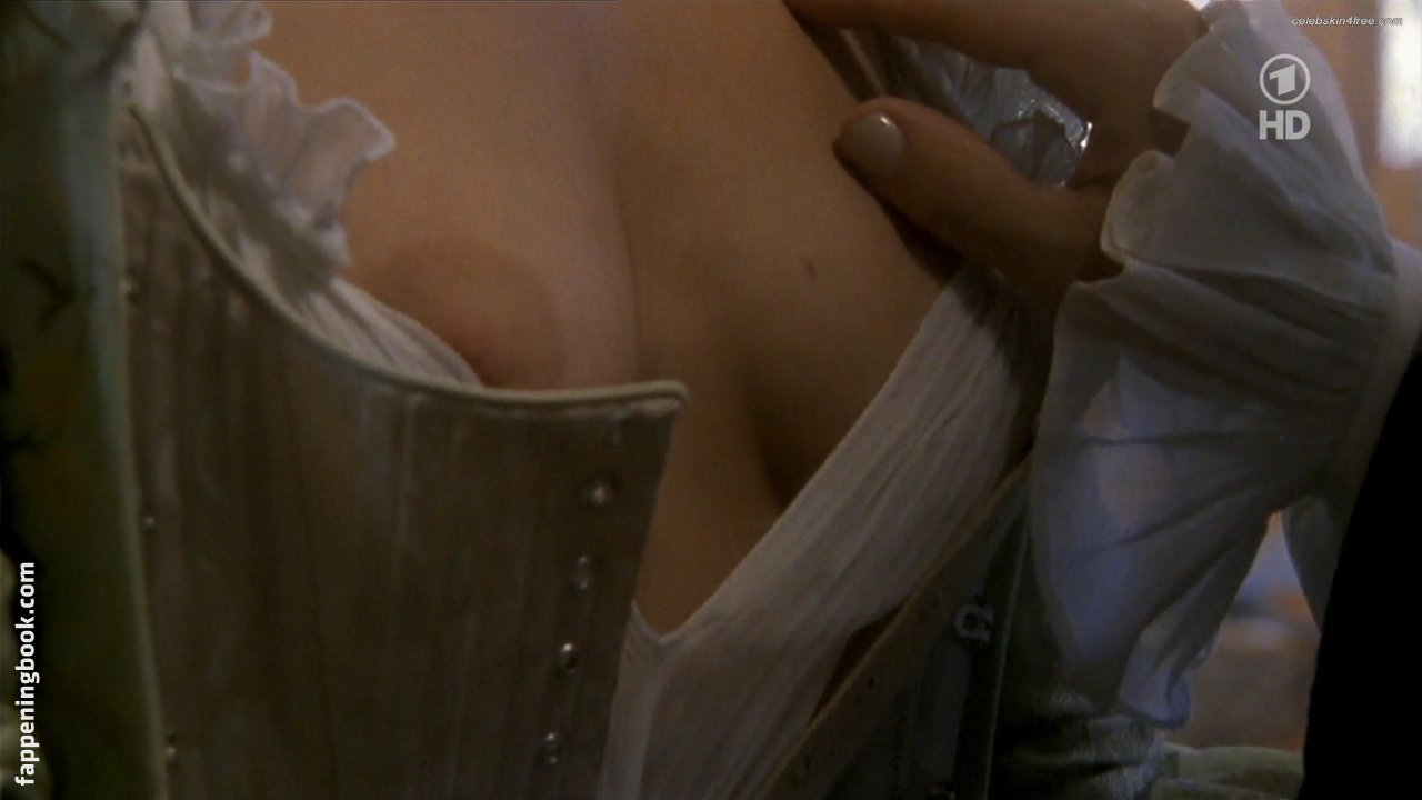 Bettina zimmermann naked