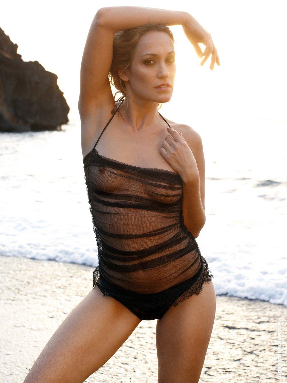 Michelle Stanger  nackt