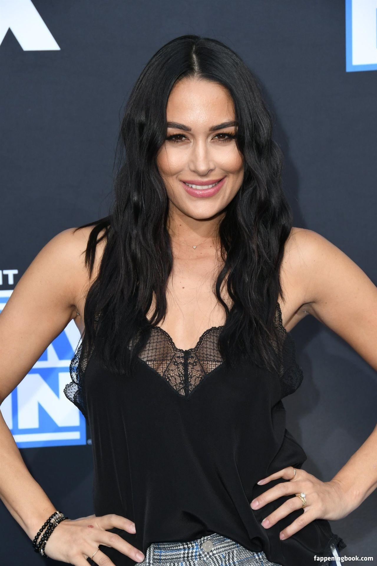 Brie Bella Nude