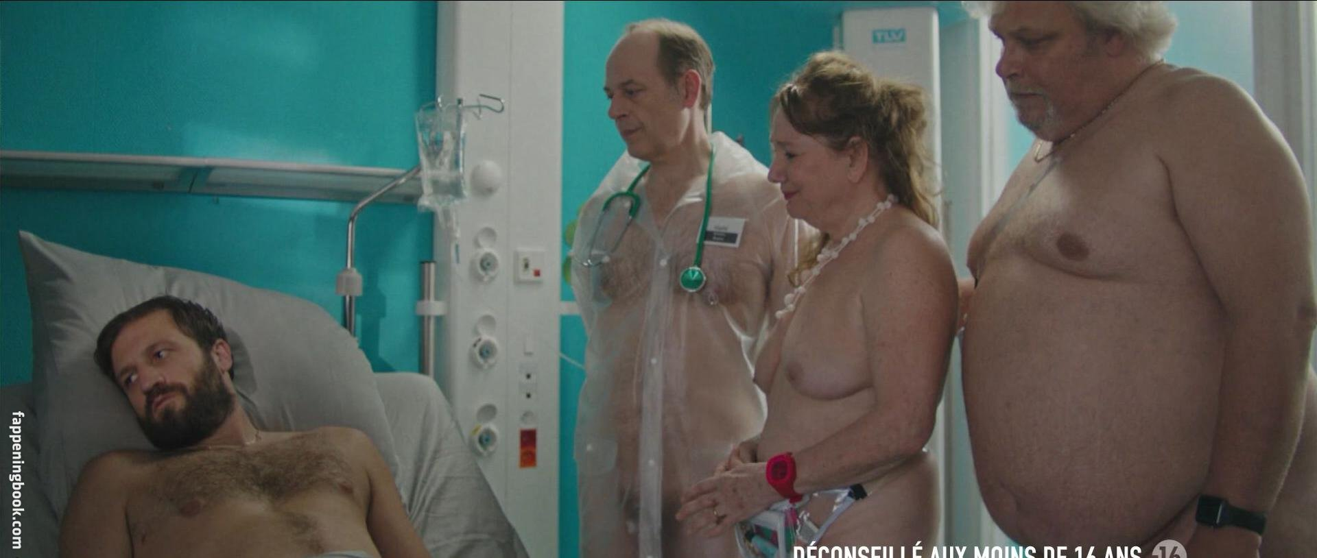 Nackt Brigitte Faure  Nude in