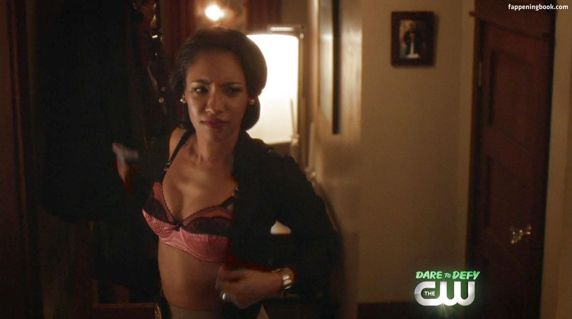 Nude leaked candice patton quite good variant