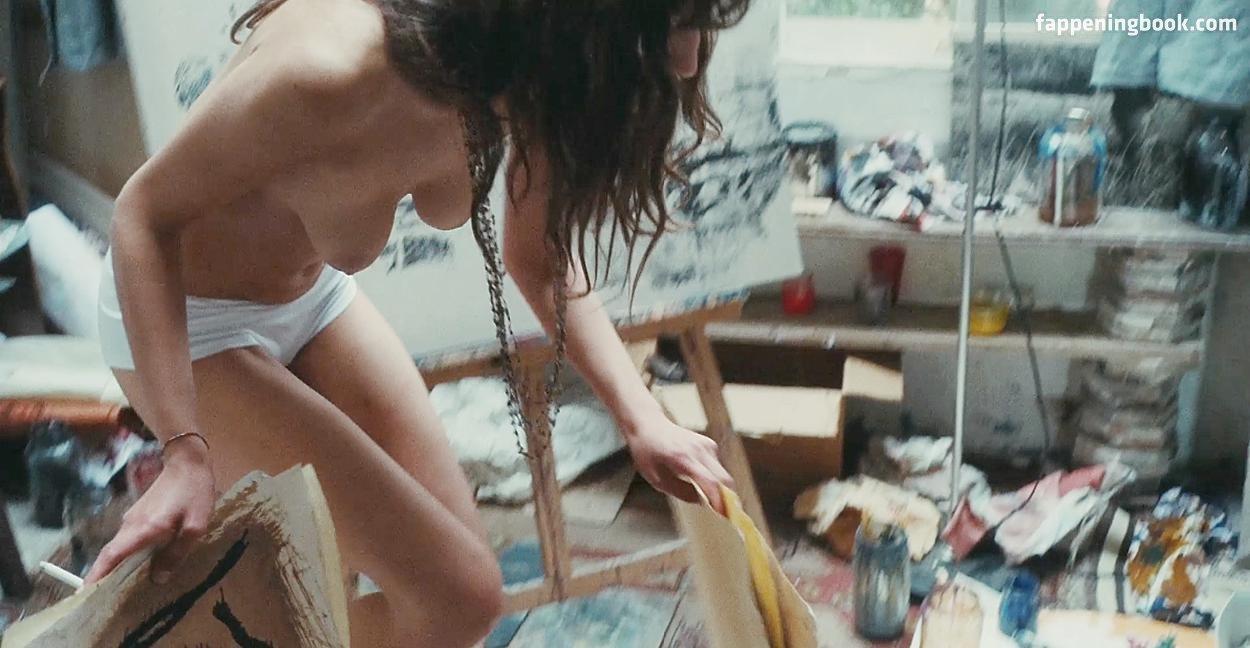Nude combes Jessi Combs'