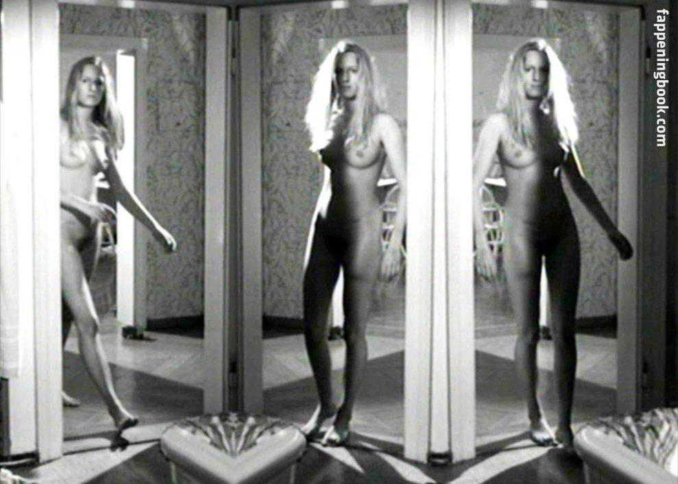 Marilyn Gerbrandt  nackt