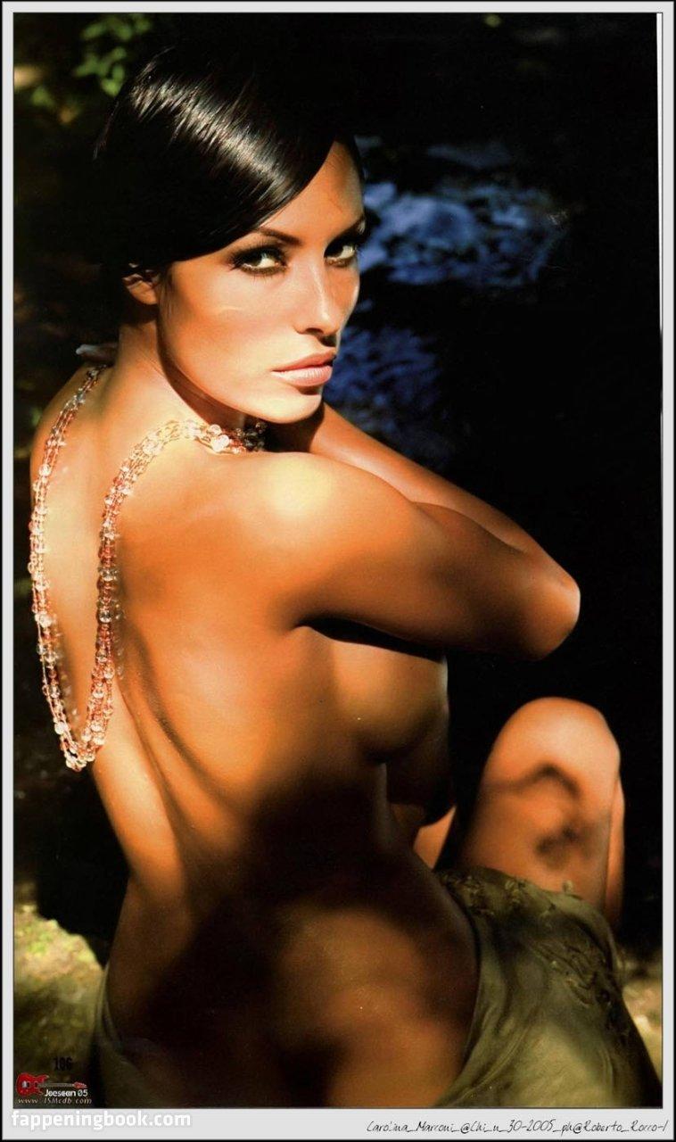 Carolina Marconi Nude